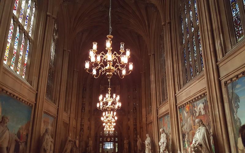 Inside Parliament