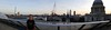 Pano over London from One Change Place