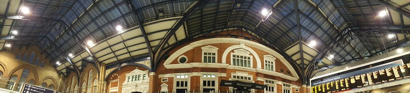 Liverpool Station panoramic