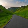 Winnat's Pass Road