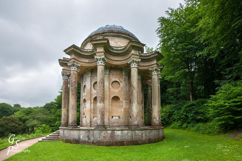 Stourhead Temple of Apollo
