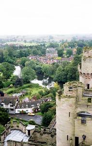 Warwick Castle - Warwick, England.