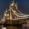 Tower Bridge at Night HDR