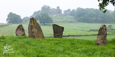Nine Stones Close Stone Circle