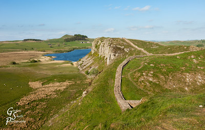 Steel Rigg and Hadrian's Wall