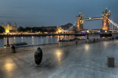 A look at Tower Bridge