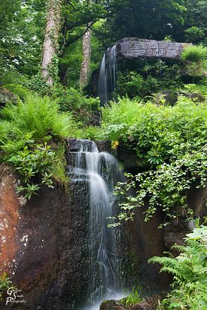 Chatsworth Waterfall