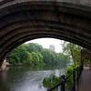 Framwellgate Bridge in Durham