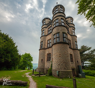 Hunting Tower of Chatsworth House
