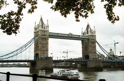Tower Bridge.