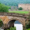 Chatsworth House Bridge