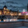 National Gallery at Trafalgar Square2 (HDR)
