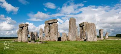 Sunny Stonehenge