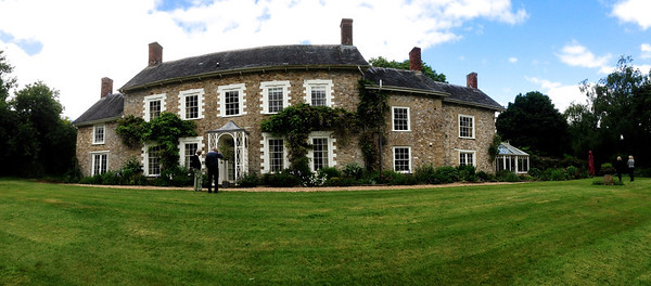 The Old Vicarage - panoramic view