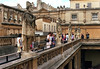 Roman Baths, Bath, Avon, Somerset, England, United Kingdom<br /> 1990 August