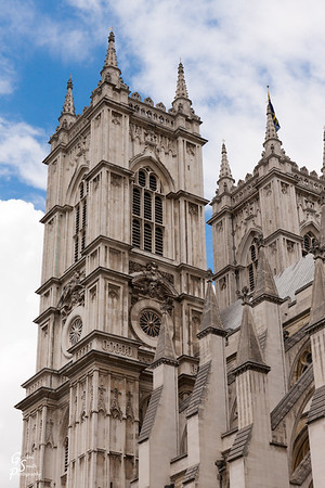 Westminster Abbey Tower