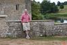 Richard at Leeds Castle.<br /> IMG_4373