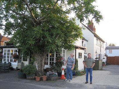 The Cricketeer at Littlewick Green.