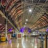 Paddington Rail Station, London
