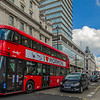 London traffic, and the quintessential double-decker bus!<br /> <br /> Route 159 runs from Streatham Station to Marble Arch Station.