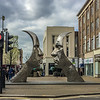 "I guess art is in the eye of the beholder, and there are a lot of beholders in Bedford who don't consider this art. LoL<br /> <br /> ""Rick Kirby's £100,000 commissioned sculpture of two Silver Faces in Silver Street, Bedford was voted the town's worst eyesore by Bedfordshire on Sunday readers.""<br /> Read more at <a href=""http://www.bedfordshire-news.co.uk/faces-eyesoresuffers-surroundings-says-sculptor/story-21719913-detail/story.html"">http://www.bedfordshire-news.co.uk/faces-eyesoresuffers-surroundings-says-sculptor/story-21719913-detail/story.html</a>"