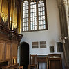 Pipe organ in the Chapel Royal of St. Peter ad Vincula in London Tower.