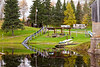 Rosepoint Lodge water slide