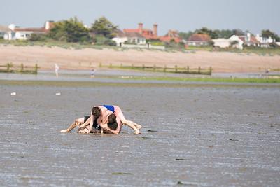 English Seaside, Angmering-on-Sea, July 2015