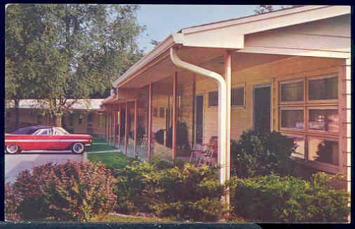 Douglas Motor Inn <br /> 3120 Douglas