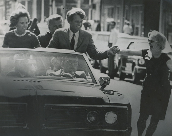 Robert Kennedy for President<br /> Des Moines Campaign 1968