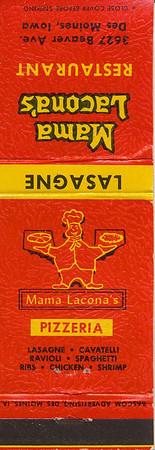 Original Mama Lacona's Restaurant<br /> 3627 Beaver Avenue