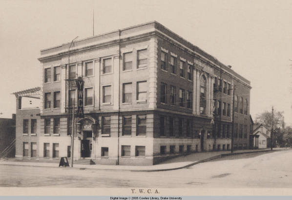 YWCA Building c1914<br /> 4th Street