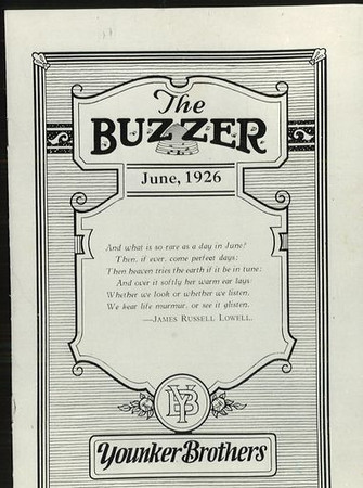 The Buzzer 1926