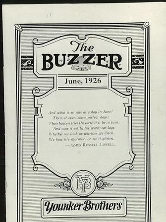 The Buzzer 1926