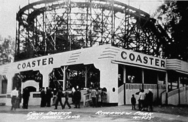 Coaster @ Riverview Park