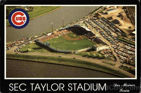 Sec Taylor Stadium<br /> Postcard