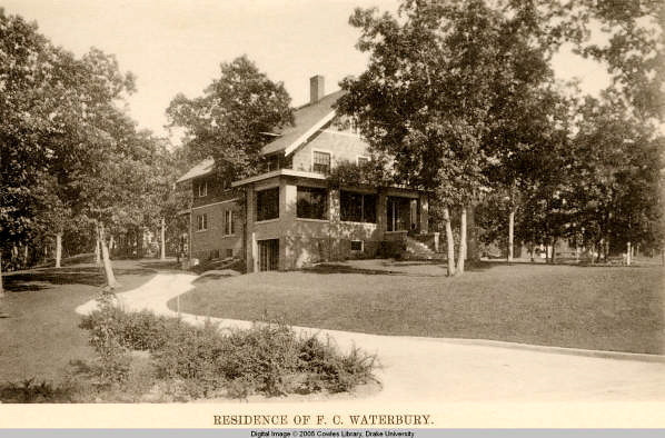 FC Waterbury Home 1900<br /> 607 Country Club Blvd