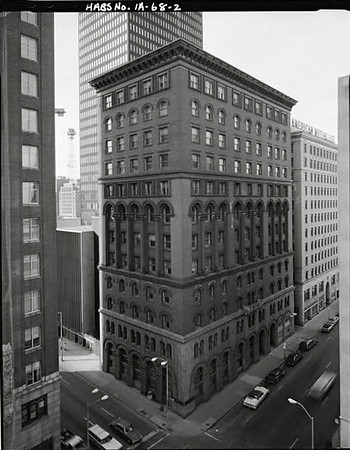 Banker Trust Building<br /> 6th & Locust<br /> Replaced by Ruan II