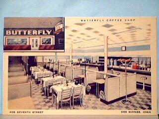 ButterflyCoffee Shop<br /> 408 SeventhStreet