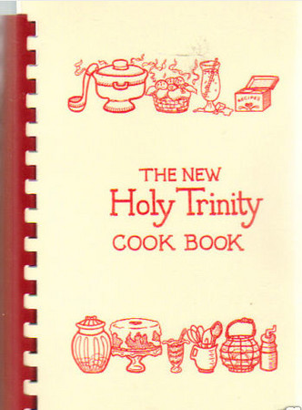 Holy Trinity Cookbook 1989