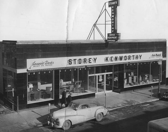 Storey Kenworthy Office Supplies<br /> Locust Avenue