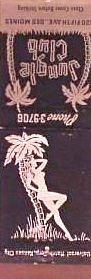 Jungle Club 428 5th Street DM
