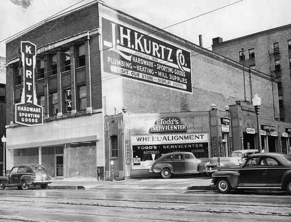 Kurtz Hardware Building