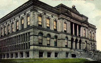 Des Moines Public Library<br /> Main Location