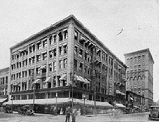 Utica Building