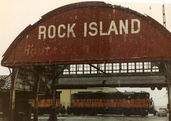 Rock Island Train Station