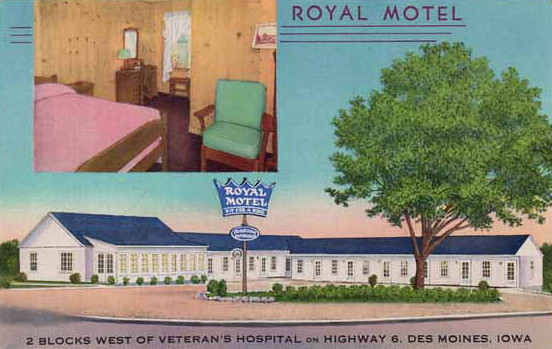 Royal Motel <br /> 38th & Douglas