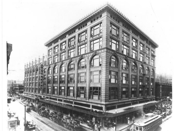 Younkers Department Store<br /> 7th &amp; Walnut