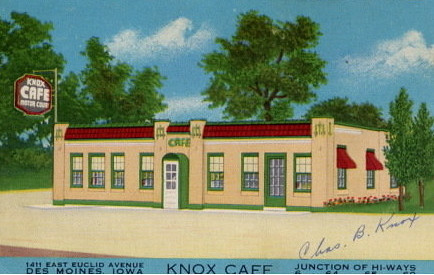 Knox Cafe<br /> Euclid @ East 14th Street