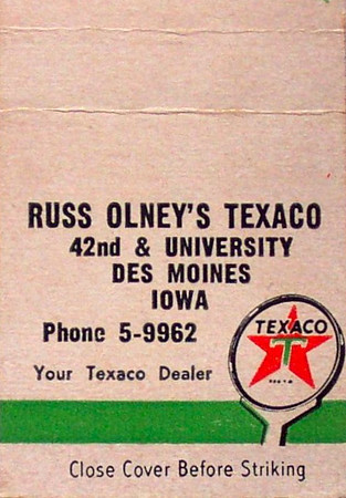 Olney's Texaco